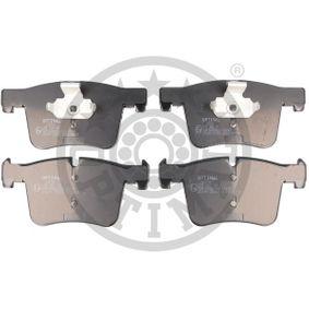 Brake Pad Set, disc brake BP-12546 3 Saloon (F30, F80) 318d 2.0 MY 2014