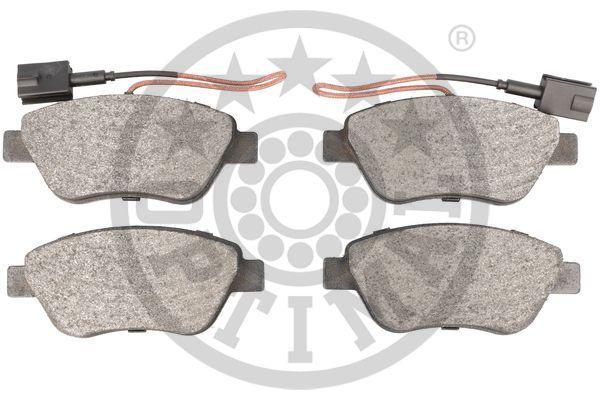 Bremsbelagsatz OPTIMAL BP-12557 Bewertung