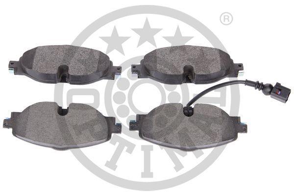 Bremsbelagsatz OPTIMAL BP-12618 Bewertung