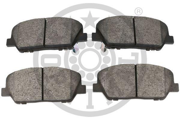 Bremsbelagsatz OPTIMAL BP-12628 Bewertung