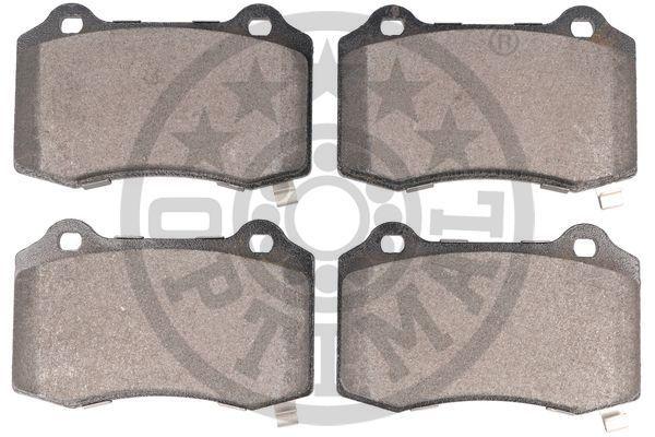 Bremsbelagsatz OPTIMAL BP-12635 Bewertung