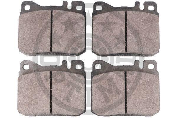 Bremsbelagsatz OPTIMAL BP-23011 Bewertung