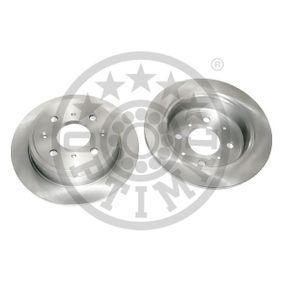 Спирачен диск дебелина на спирачния диск: 10мм, Ø: 238мм с ОЕМ-номер 42510 SK3 E00
