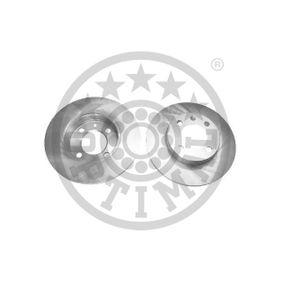 Bremsscheibe Bremsscheibendicke: 10mm, Ø: 239mm mit OEM-Nummer 811615301
