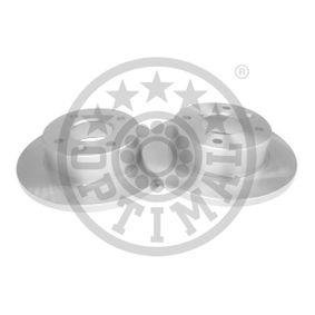 Bremsscheibe Bremsscheibendicke: 12,7mm, Ø: 240mm mit OEM-Nummer 6 100 043