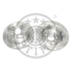 Disque de frein Epaisseur du disque de frein: 10mm, Ø: 269mm avec OEM numéro 42431 20 320