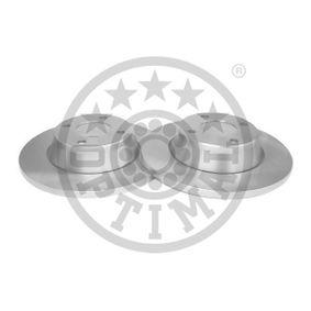 Bremsscheibe Bremsscheibendicke: 13mm, Ø: 280mm mit OEM-Nummer 8A0615301/D