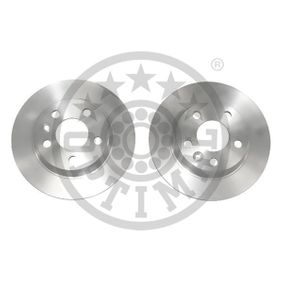 Bremsscheibe Bremsscheibendicke: 10mm, Ø: 268mm mit OEM-Nummer 1137985