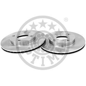 Brake Disc Brake Disc Thickness: 22mm, Ø: 258mm with OEM Number 3573537