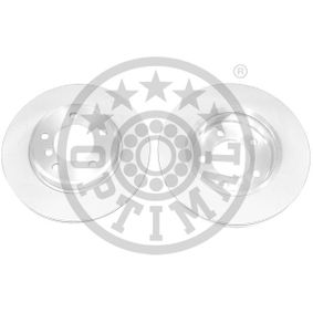 Bremsscheibe Bremsscheibendicke: 22mm, Ø: 300mm mit OEM-Nummer 3411 6 766 224
