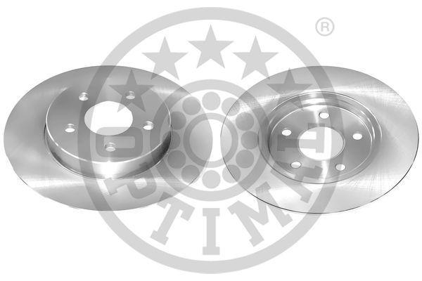 OPTIMAL  BS-6000C Bremsscheibe Bremsscheibendicke: 12mm, Ø: 280mm