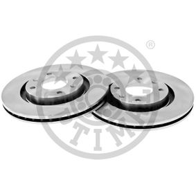 Brake Disc BS-6020HC C3 Picasso 1.6 HDi MY 2017