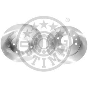 Bremsscheibe Bremsscheibendicke: 16,3mm, Ø: 298mm mit OEM-Nummer 2E0 615 601 A