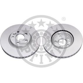 Bremsscheibe Bremsscheibendicke: 28mm, Ø: 300mm mit OEM-Nummer 7G911125BA