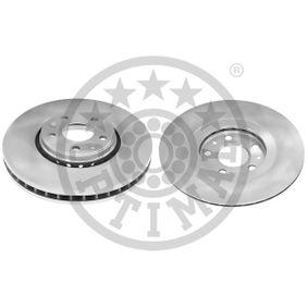 Brake Disc Brake Disc Thickness: 28mm, Ø: 320mm with OEM Number 40 20 600 03R