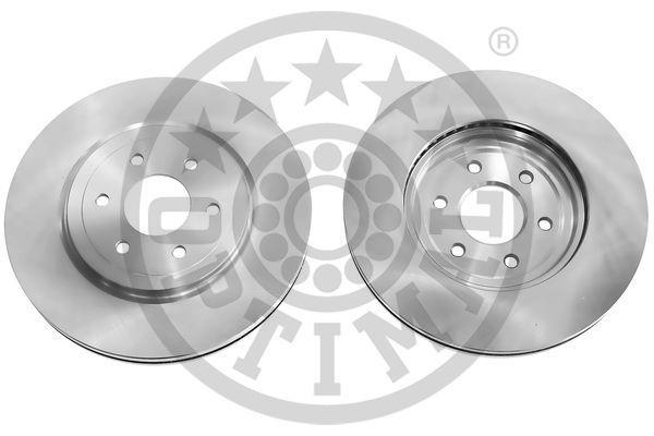 OPTIMAL  BS-8332HC Bremsscheibe Bremsscheibendicke: 28mm, Ø: 319,5mm