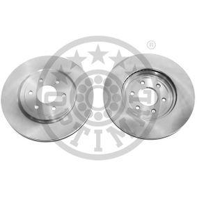 Bremsscheibe Bremsscheibendicke: 28mm, Ø: 319,5mm mit OEM-Nummer 40206-3X00B