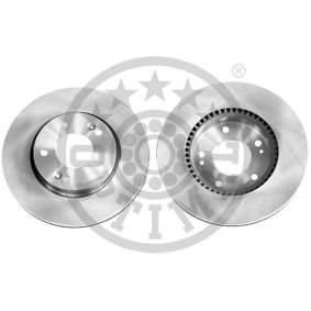 Brake Disc Brake Disc Thickness: 26mm, Ø: 280mm with OEM Number 517 121 H000