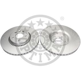 Bremsscheibe Bremsscheibendicke: 28mm, Ø: 316mm mit OEM-Nummer 138 0046