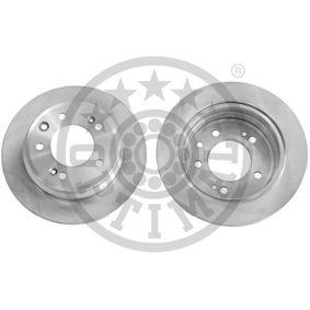 2012 Kia Ceed SW ED 1.6 CRDi 115 Brake Disc BS-8560C