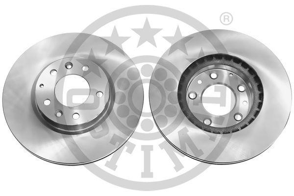 OPTIMAL  BS-8592C Bremsscheibe Bremsscheibendicke: 25mm, Ø: 299mm