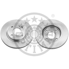 Brake Disc Brake Disc Thickness: 23mm, Ø: 258mm with OEM Number 8V51 1125 AC