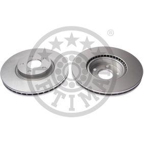 Bremsscheibe Bremsscheibendicke: 28mm, Ø: 300mm mit OEM-Nummer 7G91 1125 EA