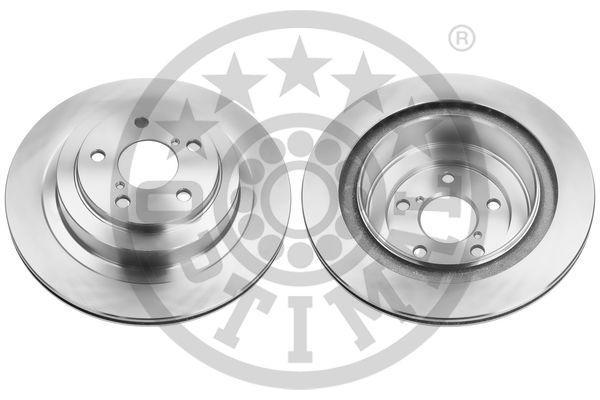 OPTIMAL  BS-9108C Bremsscheibe Bremsscheibendicke: 18mm, Ø: 290mm