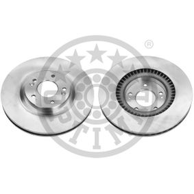 OPTIMAL  BS-9138HC Bremsscheibe Bremsscheibendicke: 28mm, Ø: 320mm