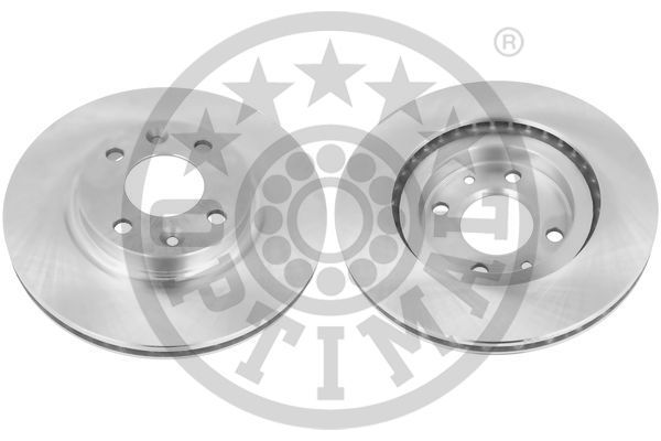 OPTIMAL  BS-9154C Brake Disc Brake Disc Thickness: 22mm, Ø: 258mm