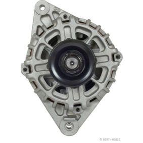 Lichtmaschine Rippenanzahl: 4 mit OEM-Nummer 37300-23600