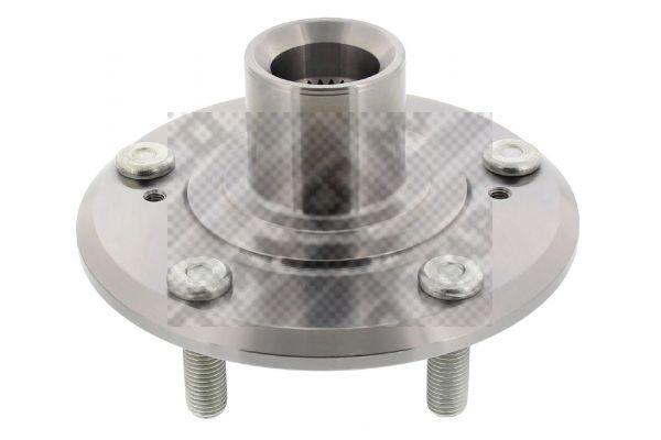 Wheel Hub 126501 MAPCO 126501 original quality