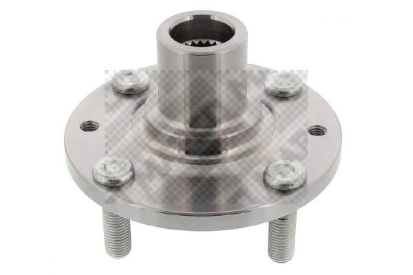 Wheel Hub 126504 MAPCO 126504 original quality