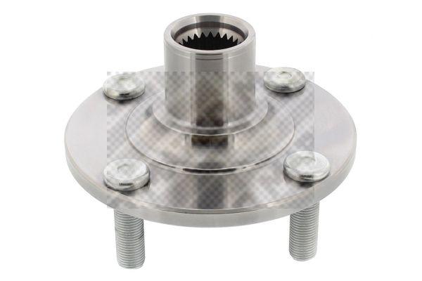 Wheel Hub 126510 MAPCO 126510 original quality