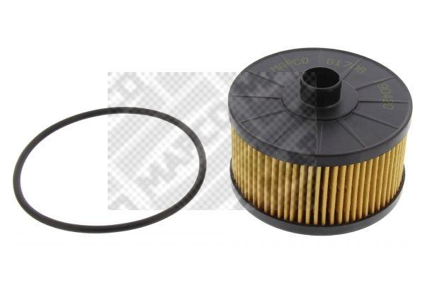Motorölfilter 61706 MAPCO 61706 in Original Qualität
