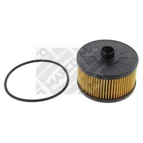 Ölfilter Ø: 92mm, Innendurchmesser: 21mm, Höhe: 64mm mit OEM-Nummer 8660003780