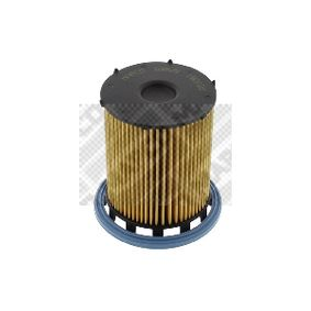 Fuel filter Height: 100, 105mm with OEM Number 5Q0127177D