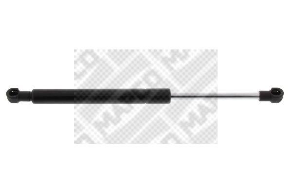 MAPCO  91685 Heckklappendämpfer / Gasfeder Länge: 296mm, Hub: 100mm, Länge: 296mm