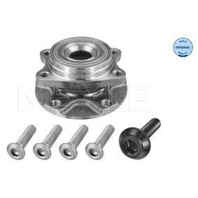 Wheel Bearing Kit Ø: 131mm with OEM Number 8E0 498 625 B