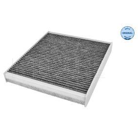 Filter, Innenraumluft Art. Nr. 112 324 0022 120,00€