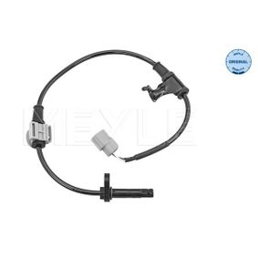 Sensor, wheel speed Number of Poles: 2-pin connector with OEM Number 57475SEA013