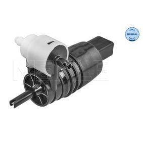 Waschwasserpumpe, Scheibenreinigung Spannung: 12V mit OEM-Nummer 6712 7 388 349