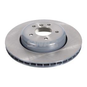 Bremsscheibe Bremsscheibendicke: 24mm, Ø: 345,0mm mit OEM-Nummer 34 21 6 763 827