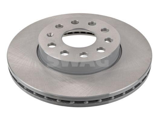 SWAG  30 10 4507 Bremsscheibe Bremsscheibendicke: 24mm, Ø: 276,0mm