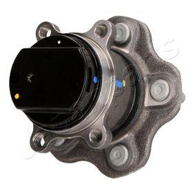 Radnabe Ø: 84mm mit OEM-Nummer 4320 2JG 000