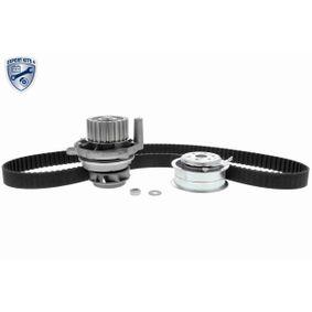 Kit cinghia distribuzione, pompa acqua V10-50106-BEK GOLF 6 (5K1) 1.6 BiFuel ac 2012