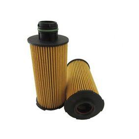 Ölfilter Ø: 53,5mm, Innendurchmesser 2: 22,5mm, Innendurchmesser 2: 18,2mm, Höhe: 131,0mm mit OEM-Nummer 71779389