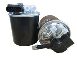ALCO FILTER  SP-1455 Fuel filter Height: 124,0mm