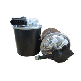 Fuel filter Height: 124,0mm with OEM Number 6510901652
