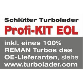 Turbocompresor, sobrealimentación con OEM número 642 090 6280